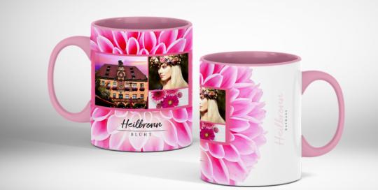 Heilbronn Stadt-Tasse