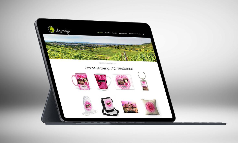 Heilbronn Online Shop Bbm Design